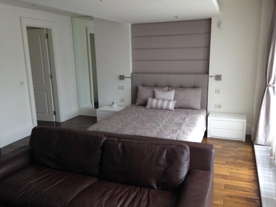 Pera Residence : Schlafzimmer