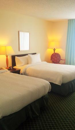Fairfield Inn & Suites Cleveland Streetsboro: Double Bed Guest Room