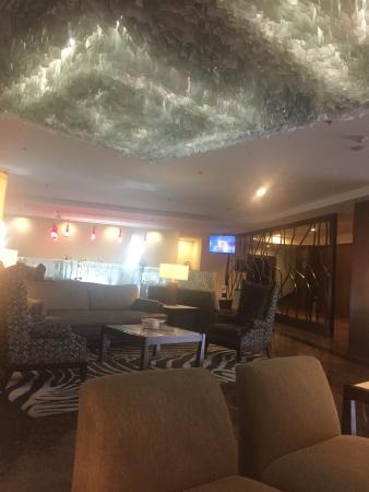 Radisson Hotel Flamingos: Unfriendly staff at Radiason Flamingoes