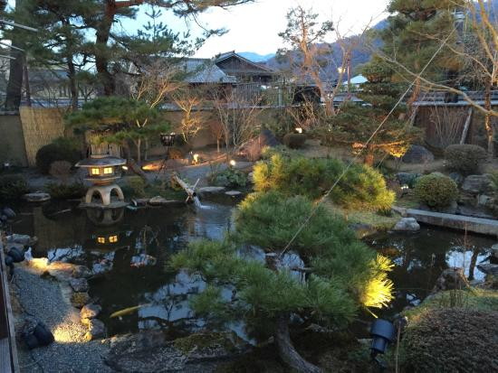 garden view from breakfast room Picture of Kyoto Nanzenji Garden