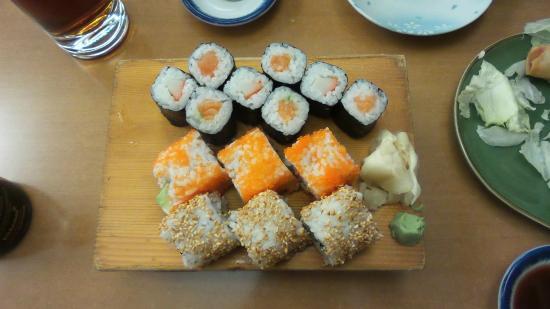 Udonya Restaurant: Sushi
