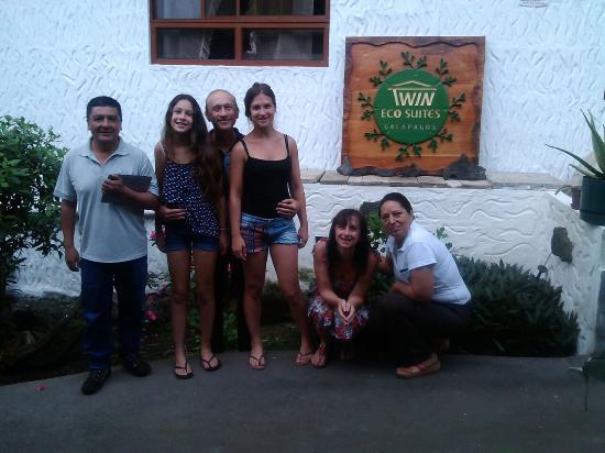 Twin Lodge Galapagos: mas...
