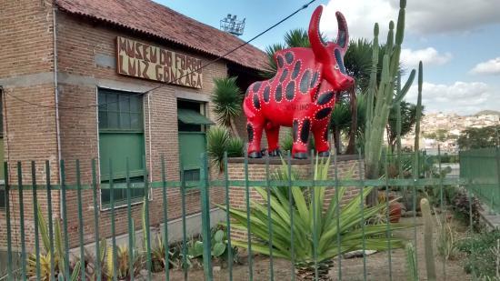 Museu Luiz Gonzaga : O prédio é muito bonito.