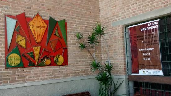 Museu Luiz Gonzaga : Entrada conjunta dos museus.