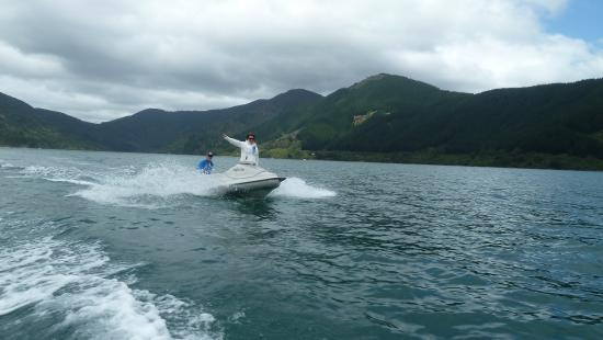 Waterways Boating Safaris: And zooming some more in our boat