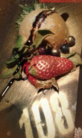 Cientoocho: semiesfera micuit de foie