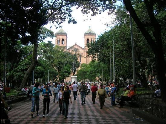Park Bolivar