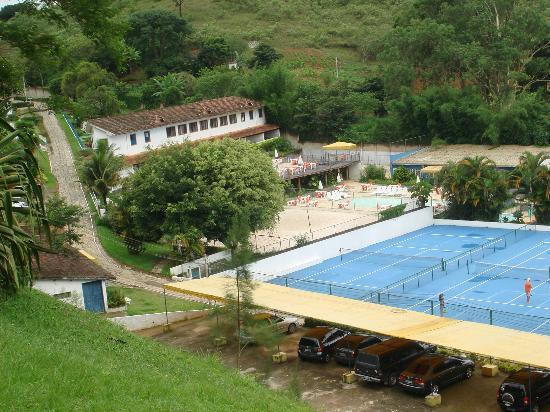 Vis 227 O Externa Picture Of Hotel Fazenda Montanhes Miguel