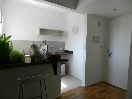 Didi Soho Hotel: Cozinha
