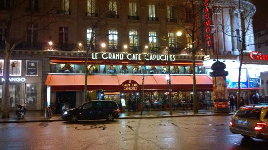 Le Grand Café Capucines - Picture of Le Grand Cafe Capucines, Paris ...