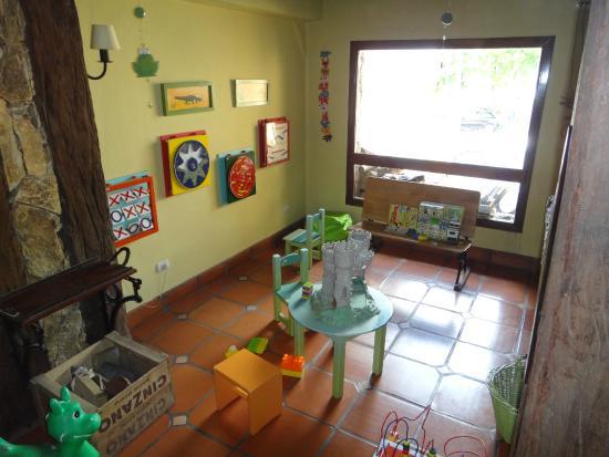 Foto de Hosteria Casagrande Tandil Sala de juegos para nios