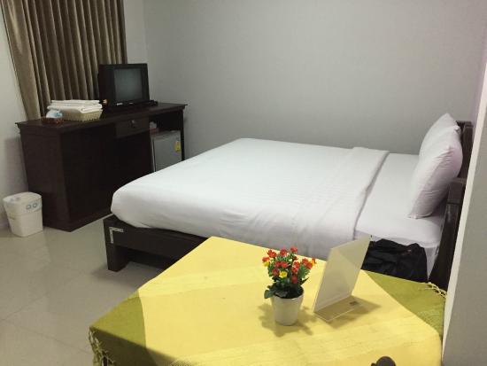 Kanlaya Place: ベッド