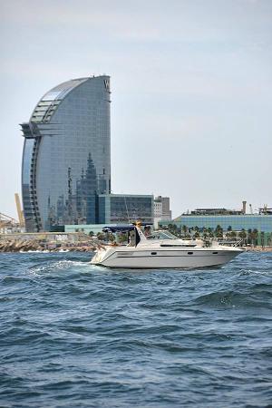 Barcelona Boat