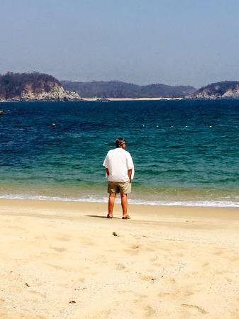 Beach closest to Villa Sol y Mar