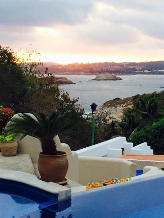 Villa Sol y Mar : beautiful view