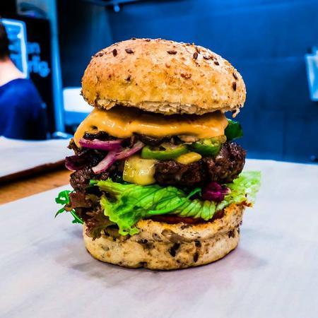 Gutburgerlich: Burger
