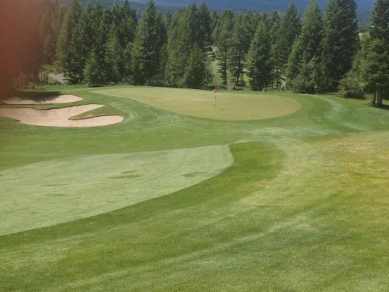 Copper Point Golf Club : #2 on the point course