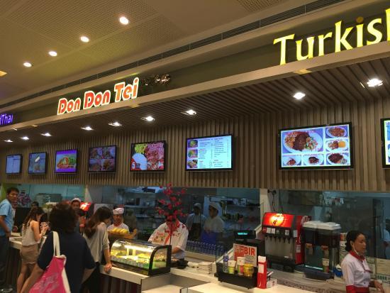 Sm City Pampanga Food Court