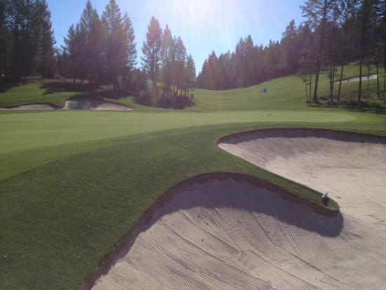Copper Point Golf Club : #12 on ridge course