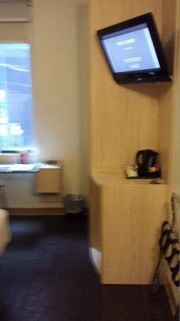 Ibis Sydney King Street Wharf: Room 114