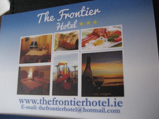 Frontier Hotel: Flip side