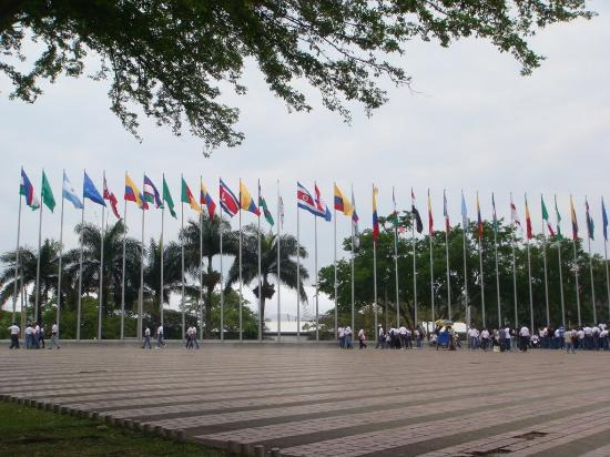 Parque Panamericano