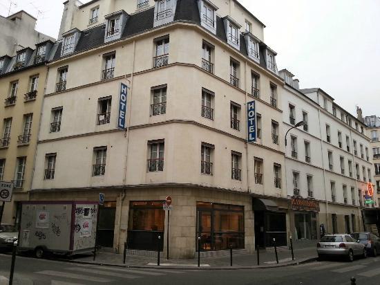 Paris Hotel Le Mediteraneen Frankrike Omd Men Och