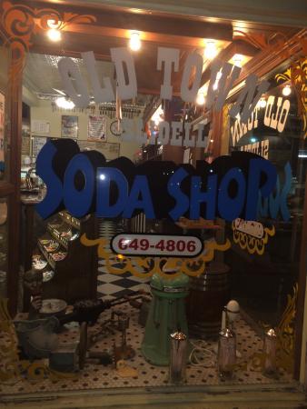 Old Town Slidell Soda Shop