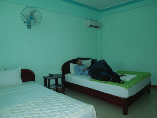 Valentine Hotel : Bedroom