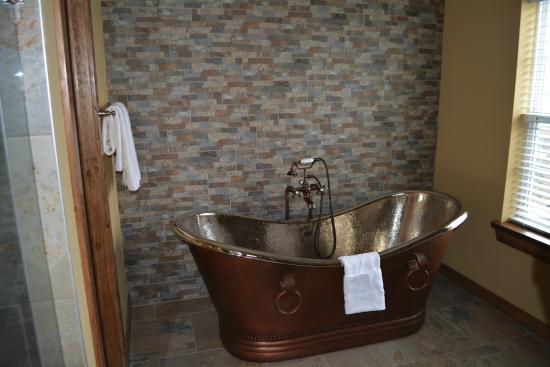 The Lodges at The Great Smoky Mountains : Cooper Tub