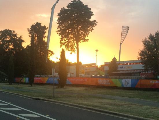 Manuka Oval: ICC cricket World Cup 2015