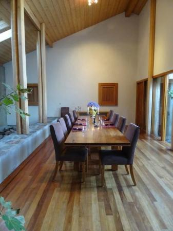 Silverpine Lodge: Dining room