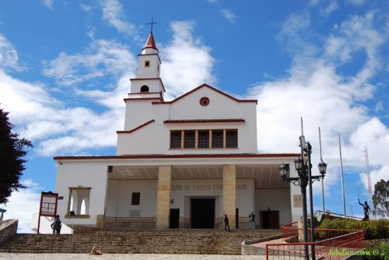Iglesia Basilica del Señor de Monserrate