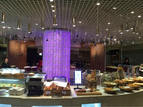 Lotte Hotel World Breakfast Buffet