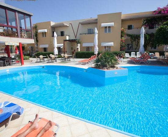 Golden Bay Apartments Apartment Hotel Reviews Crete Greece
