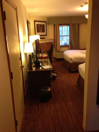 The Pillar and Post Inn, Spa and Conference Centre: Deluxe room