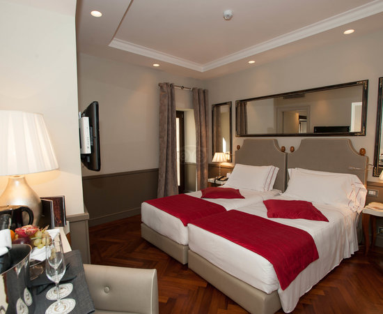 Hotel Lunetta, Hotels in Rom
