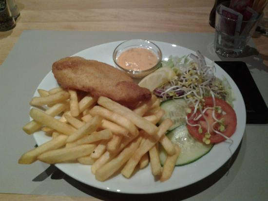 Campanile Amsterdam : Fish and Chips