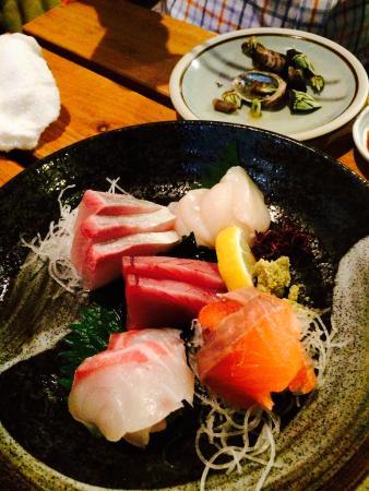 Bargain price seafood tavern Asahi Suisan