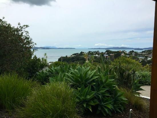 Tahi Lodge - Matakana Coast: View from the Matakana Suite at Tahi Lodge