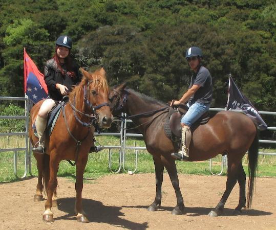 Wyspa Waiheke, Nowa Zelandia: Te Matuku Tour