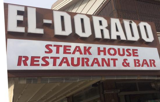 Eldorado steak house