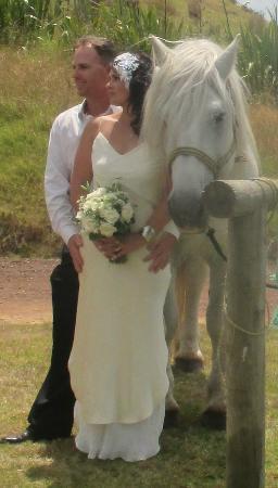 Isla Waiheke, Nueva Zelanda: Wedding