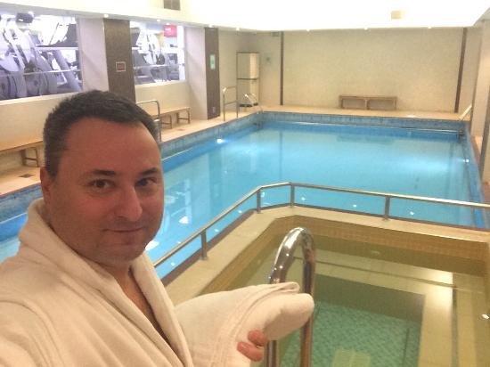 Great Pool Picture Of London Marriott Hotel Marble Arch Tripadvisor