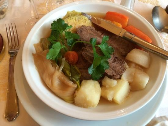 Pot au feu picture of la petite chaise paris tripadvisor for A la petite chaise paris