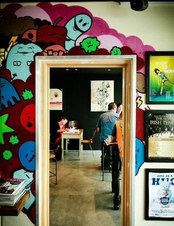 Dose Diner NZ: dining room