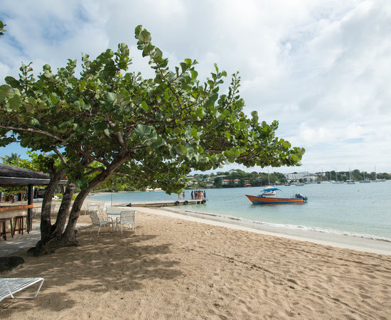 Beach at the Calabash Luxury Boutique Hotel & Spa