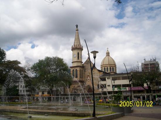 Iglesia El Claret