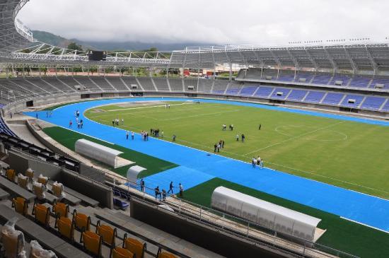 Estadio Hernan Ramirez Villegas