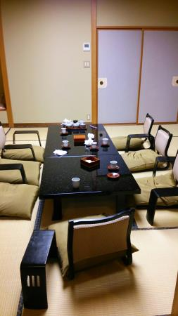 Kagiya : 7人での利用(301山法師)